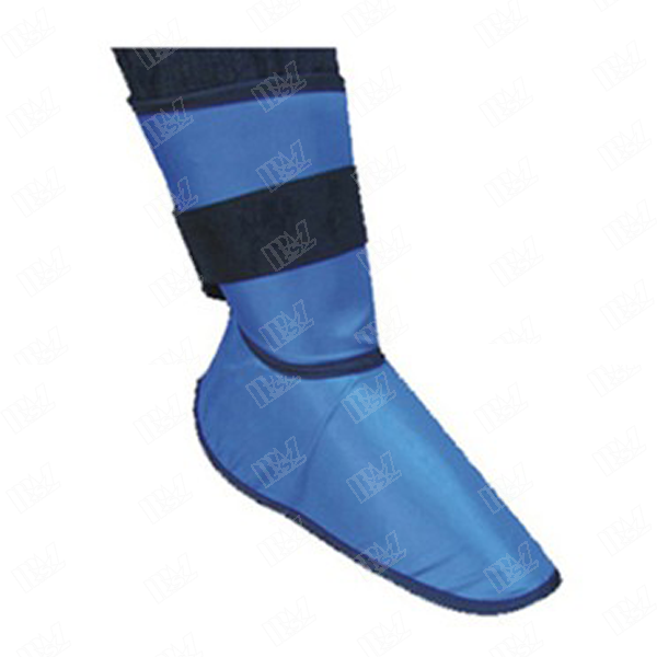 Wide Selection Professional Lead Leg Pads | X-ray Foot Guard - MSLRS02