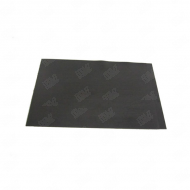 Radiation Shield - Lead Rubber MSLLR01-1
