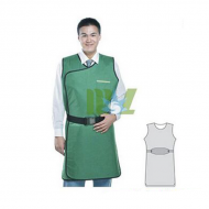Popular Use Cheap Lead Rubber Apron | X-ray Protection Clothing - MSLLA02