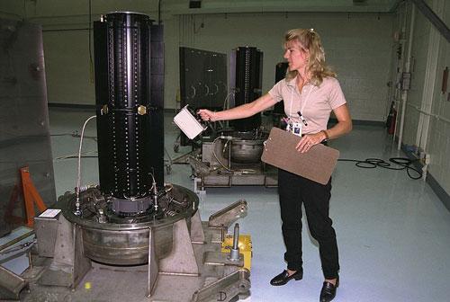Radiation instruments